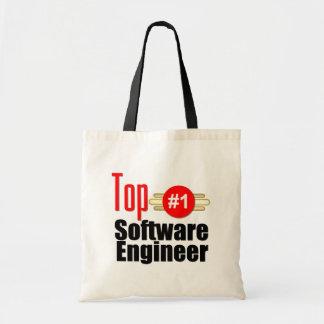 Top Software Engineer Tote Bags