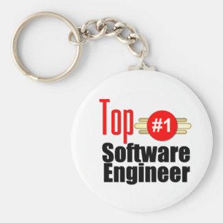 Top Software Engineer Key Chain