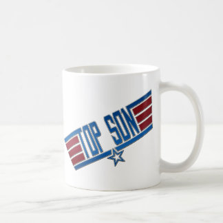 Top Son Coffee Mug