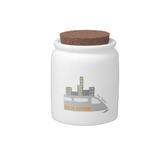 Top Speed Candy Jars