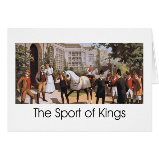 TOP Sport of Champions Greeting Card