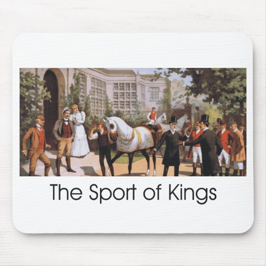 TOP Sport of Champions Mouse Pad