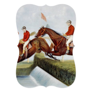 TOP Steeplechase Card