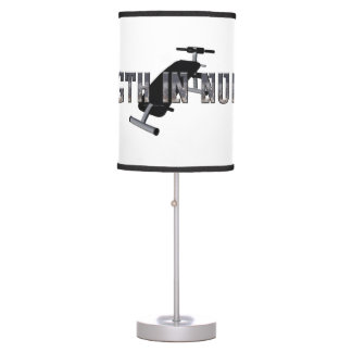 TOP Strength in Numbers Table Lamp