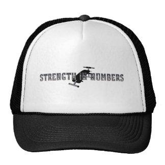 TOP Strength in Numbers Trucker Hat