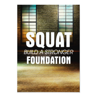 TOP Strong Foundation Card