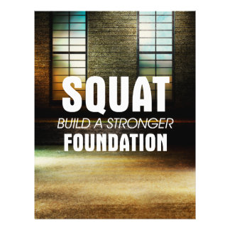 TOP Strong Foundation Flyer