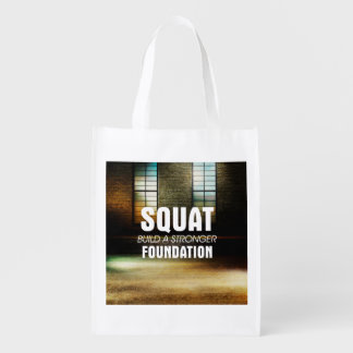 TOP Stronger Foundation Grocery Bag