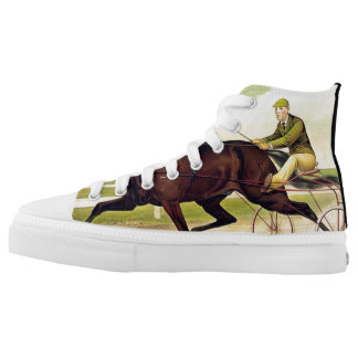 TOP Sulky Champ High-Top Sneakers