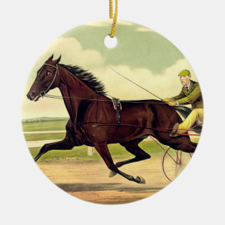 TOP Sulky Champ Christmas Ornaments