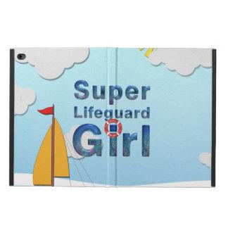 TOP Super Lifeguard Girl Powis iPad Air 2 Case