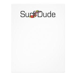 TOP Surf Dude Flyer