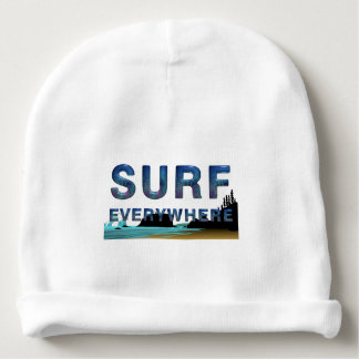 TOP Surf Everywhere Baby Beanie