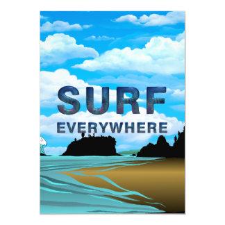 TOP Surf Everywhere Card