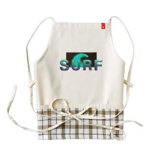 TOP Surf Zazzle HEART Apron