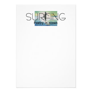 TOP Surfing Poetry Invitation