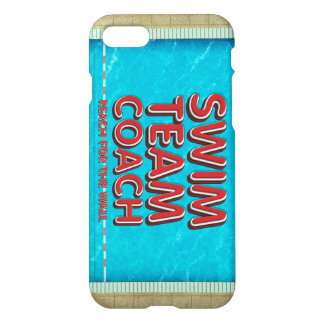 TOP Swim Coach iPhone 8/7 Case