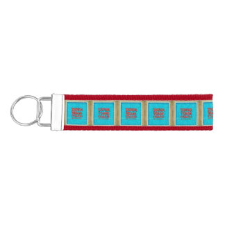 TOP Swim Coach Wrist Keychain