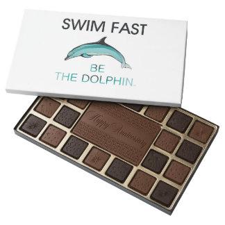 TOP Swim Dolphin Fast Assorted Chocolates