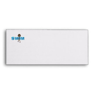 TOP Swim Kids Envelope