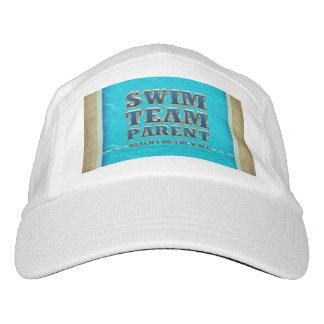 TOP Swim Team Parent Headsweats Hat