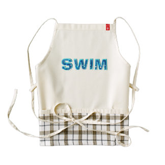 TOP Swim Zazzle HEART Apron