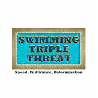 TOP Swimming Triple Threat Statuette