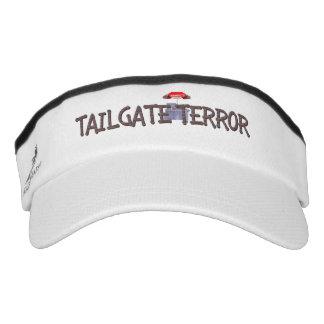 TOP Tailgate Terror Visor