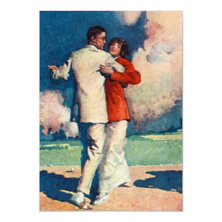 TOP Tango Summer Magnetic Card