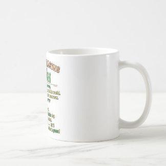 Top Ten reasons to be Irish Mugs