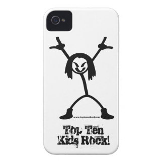 Top Ten Rocker CaseMate iPhone 4 Barely There Case iPhone 4 Case-Mate Case