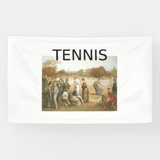 TOP Tennis Old School Banner