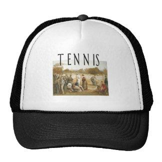 TOP Tennis Old School Mesh Hats