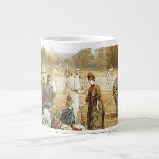 TOP Tennis Old School Large Coffee Mug