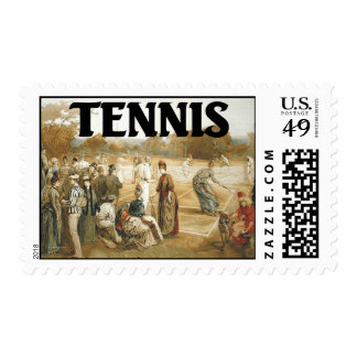 TOP Tennis Old School Postage