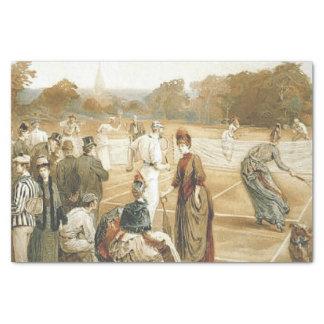 TOP Tennis Old School Tissue Paper