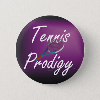 TOP Tennis Prodigy Button