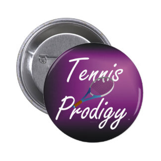 TOP Tennis Prodigy Buttons