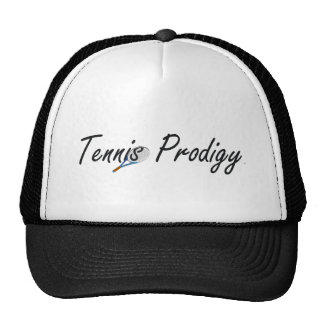 TOP Tennis Prodigy Mesh Hats