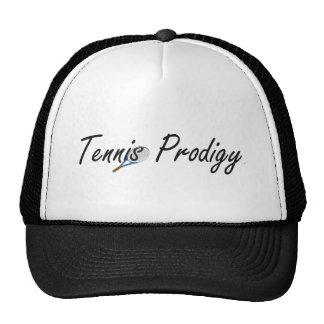 TOP Tennis Prodigy Trucker Hat