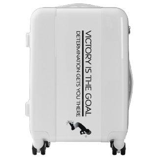 TOP Tennis Victory Slogan Luggage