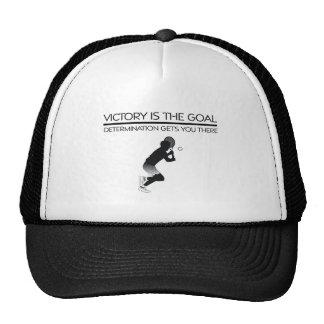 TOP Tennis Victory Slogan Trucker Hat