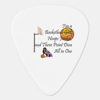 TOP Three Point Diva Guitar Pick