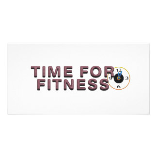 TOP Time for Fitness Card