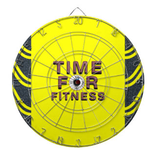 TOP Time for Fitness Dart Board