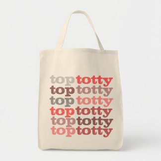 top totty grocery tote