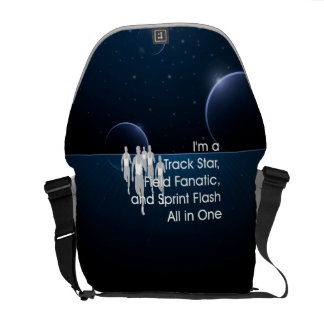 TOP Track All in One Courier Bag