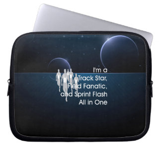 TOP Track All in One Laptop Computer Sleeve