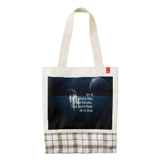 TOP Track All in One Zazzle HEART Tote Bag