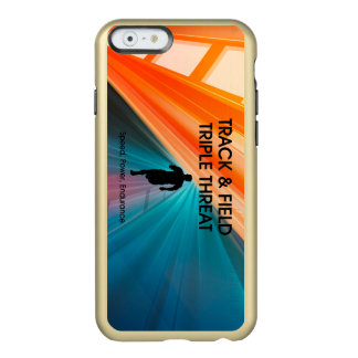 TOP Track and Field Triple Incipio Feather® Shine iPhone 6 Case